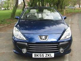 Peugeot 307 CC 1.6 16v Coupe S CONVERTIBLE**1 OWNER**MINT CONDITION**LOW MILES**
