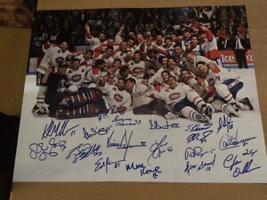 Montreal Canadiens 1993 Stanley cup photo St. John's Newfoundland image 1