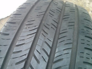 1 tire: Continental ContiProContact P255/55R16 89H $50