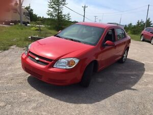 2010 Chev Cobalt with only 34 000 km