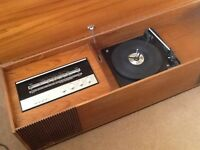 Stereo radiogram