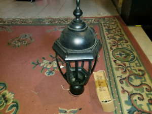 Outdoor Led Lamp Post $30