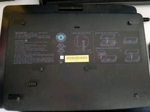 Battery pour sony dvd