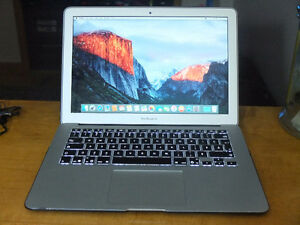 MacBook Air 13p 2014