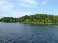 Beautiful Island on Crowe Lake, 40 Minutes from Belleville