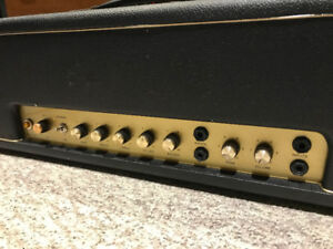 Trinity 18watt V6 hand wired amplifier head