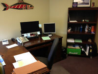 Bright Office ideal for Financial Planner, Accountant, Therapist