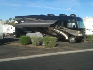 2013 Thor Outlaw Class A Motorhome Toy hauler