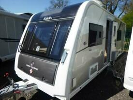 Elddis Crusader Super Cyclone 2016 Fixed Single Beds Touring Caravan