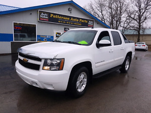 2007 avalanche 4x4  certified etested we finance