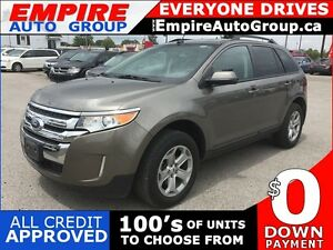 2013 FORD EDGE SEL * NAV * BACKUP CAM * TOUCH SCREEN * BLUETOOTH