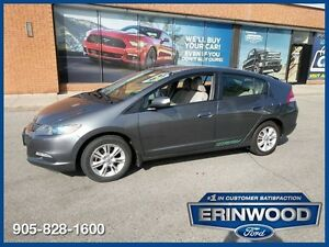 2010 Honda Insight Hybrid / Navigation / Alloy Wheels
