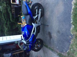 2000 sv650 for sale or trade