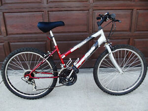 "24"" TIRES  YOUTHS SUPERCYCLE MOUNTAIN BIKE"