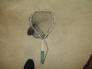 Vintage Hand held Fishing NET 4000A Made in USA