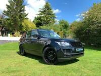 2016 Land Rover Range Rover 3.0 TDV6 VOGUE 5d 255 BHP Estate Diesel Automatic