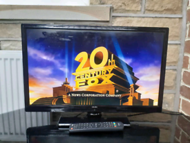 """24"""" LED FULL HD TV FREEVIEW"""