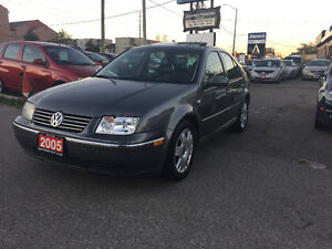 *CERTIFIED*LOADED*2005 Volkswagen DIESEL GLS Sedan