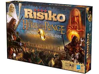 Risiko die Herr der Ringe Edition Brettspiel Erobere Mittelerde online kaufen