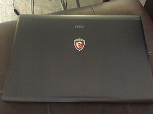 """17"""" MSI GS70 Stealth Ultra Thin Gaming Laptop"""