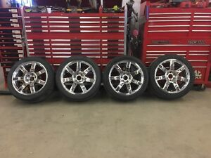 Used Cadillac Escalade Tires and Rims
