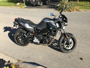 New price BMW F800R - low mileage (only 6950km)