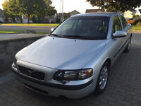 VOLVO S60 (2002) 107000KL DAME PROPRIO AIR FONCTIONNELLE