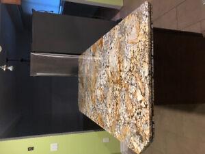 Kitchen Granite with sink