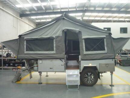 OFF ROAD CAMPER TRAILER - WHITE Thomastown Whittlesea Area Preview