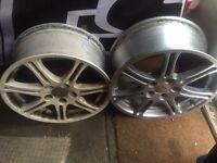 Honda Civic type r alloy rims 40 each ep3