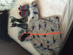 Boys clothing lot - 2 Bags full, 12months-2 years