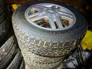Ford Focus Winter tires 195/65 R15