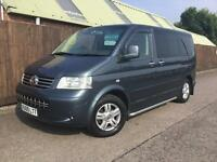 Volkswagen Caravelle Executive 2.5TDI 174PS ..7 SEATER..FULL HISTORY..SUPERB..