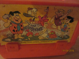 LUNCH BOX THE FLINTSTONES