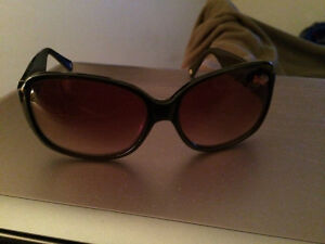 COACH LADIES SUNGLASSES BROWN