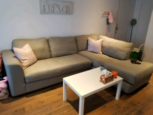 SECTIONEL SOFA 110X80X36