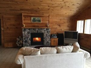 COTTAGE FOR RENT:  SKIERS /SNOWMOBILERS/ATV'ers/SNOWSHOER's/