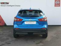 2017 Nissan Qashqai 1.5 dCi N-Connecta 5dr Hatchback Diesel Manual