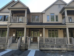 4 bed, 3 bath, double garage brand new townhouse in Sharon