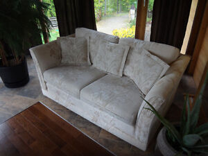 beautiful high quality couch set 3 pieces