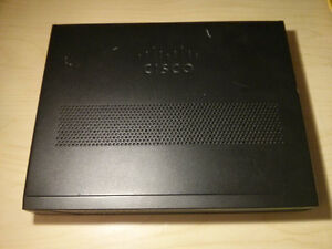 Cisco 891F Integrated Services Router - 2 Total, $250 Each