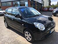Kia Picanto 1.1 Picanto 2 2008 JUST TWO OWNERS*** FANTASTIC SERVICE HISTORY