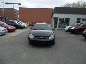 2009 Chevrolet Cobalt Coupe (2 door) 176000 km safety and E test