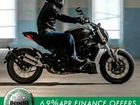 Benelli 502 Cruiser Custom Motorcycle 500cc