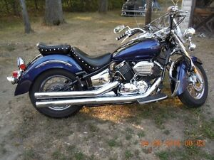 2005 Yamaha 1100 V Star Custom