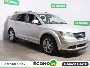 2011 Dodge Journey R/T A/C CUIR GR ELECT MAGS
