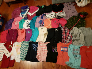 Girl 6T-7T  huge winter cloths lot