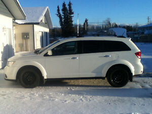 2012 Dodge Journey RT/AWD SUV, Crossover