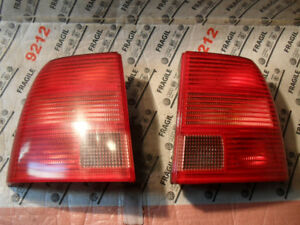 tail light -lumieres arriere volkswagen PASSAT B5 1998 a 2001