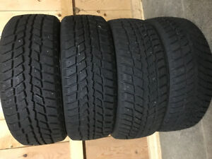 205/55R16 Winter Tires $200